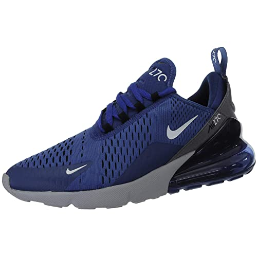 new style 4712f a6fb4 Nike Air Max 270 Scarpe Uomo Blu  Amazon.it  Scarpe e borse