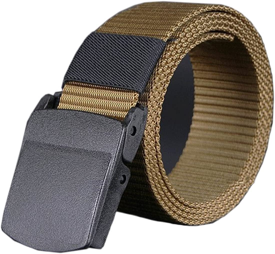 Canvas Belts For Men And Women Casual Luxury Belts British Style