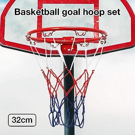Gorge-buy Colgar en Interiores de Mini Aro de Baloncesto en la Sala, Mini Baloncesto Junta Niños Deportes de Ocio, Aro de Baloncesto montado en la ...