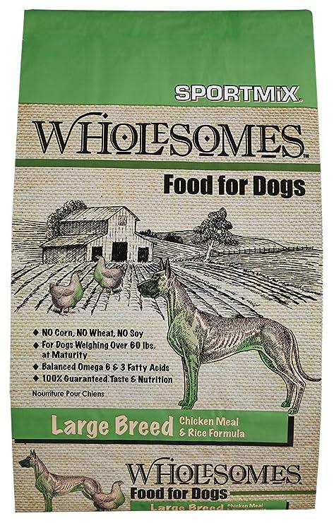 Amazon.com: Midwestern Pet Alimentos sportmix Wholesome ...