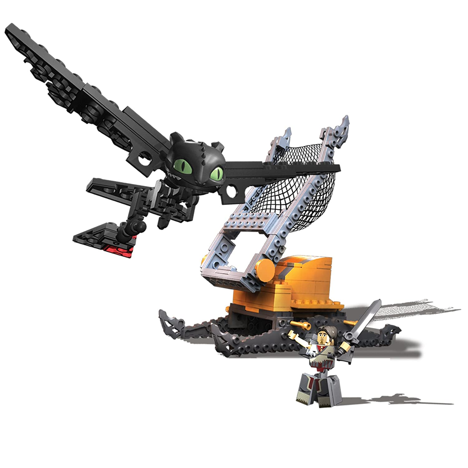 amazon com ionix how to train your dragon 2 toothless viking