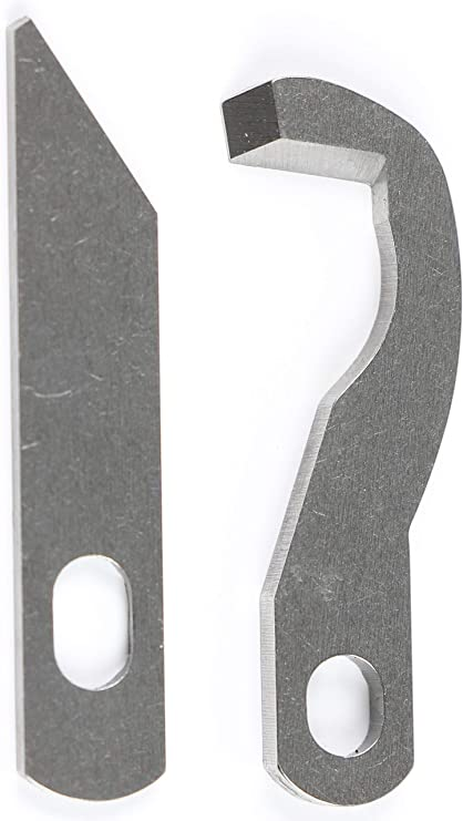 Overlock Messersatz Ober Unter-Messer für Brother 929D 1034D XB0563001 Zubehör
