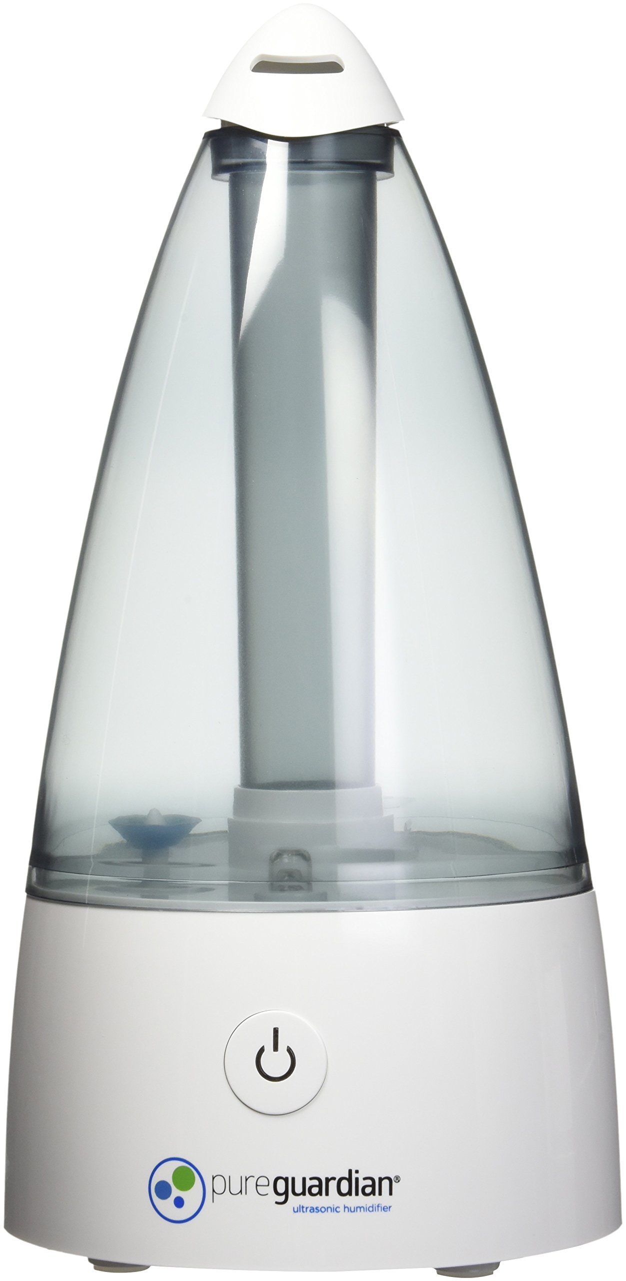 PureGuardian 3L Output per Day Ultrasonic Cool Mist Humidifier, Baby Room, Nursery Humidifier, Portable Humidifier, Travel Humidifier, Small Humidifier, Desk Humidifier, Pure Guardian H925S