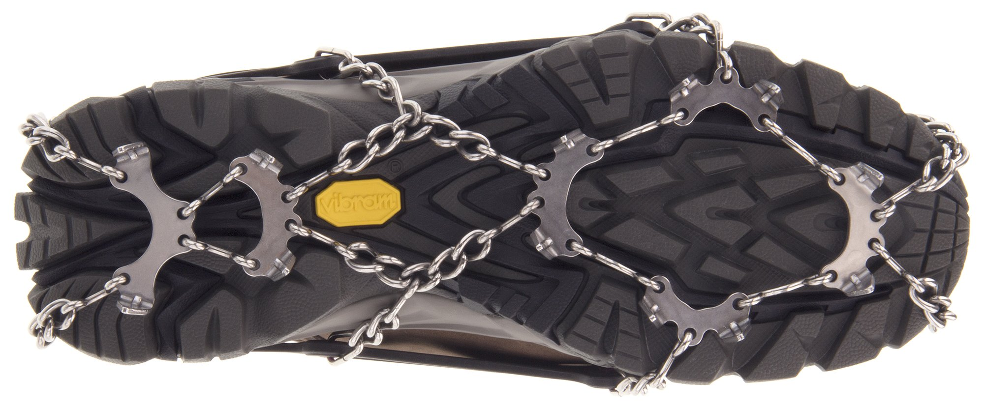 Kahtoola MICROspikes Footwear Traction - Black Medium - 2016/17 by Kahtoola (Image #5)