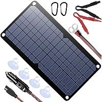 Doble USB 5 V//CC 12 V etc. c/ámaras GPS tabletas 120 W Panel Solar Cargador Port/átil SEAAN Cargador Solar Resistente al Agua para tel/éfonos 1,85 kg para Exteriores port/átiles