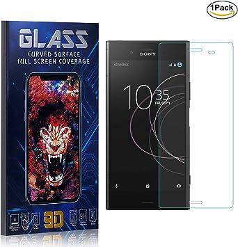 Sony Xperia Z4 Compact Protector Pantalla, HD Claro Cristal Templado, Vidrio Templado Protector para Sony Xperia Z4 Compact, 9H Dureza/Alta Transparencia, 1 Piezas: Amazon.es: Bebé