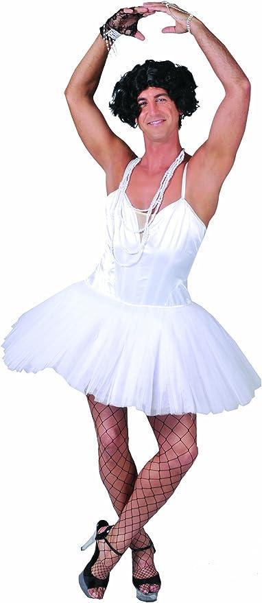 Disfraz Bailarina Hombre T. 48: Amazon.es: Ropa y accesorios