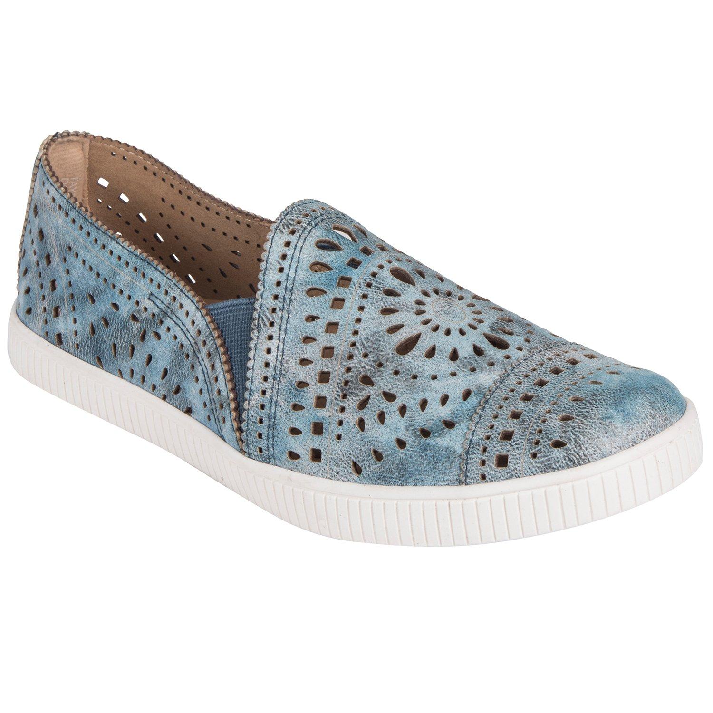 Earth Shoes Tayberry B078TMNQV6 9.5 B(M) US|Denim Blue