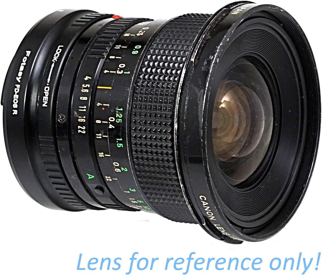 Fotasy Olympus OM Lens to Canon EOS R Mount Adapter fits Olympus OM Mount Lens /& Canon EOS R Mirrorless Camera EOS R//EOS RP OM EOS R Adapter OM EOS R OM EOS RP Adapter OM RF Adapter