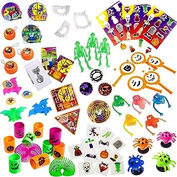 Halloween Kindergeburtstag.German Trendseller 24er Set Halloween Party Spielzeug