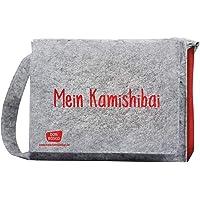 """Umhängetasche """"Mein Kamishibai"""". Modell 2019, Grau (Zubehör für das Erzähltheater Kamishibai)"""