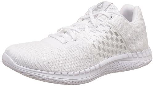 Reebok Zprint Run Ultraknit Running Shoes Cloud Grey//Dust//white Size 10