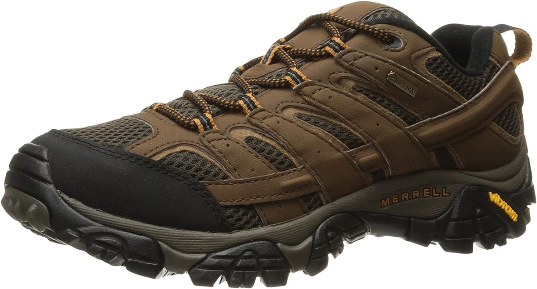 Merrell Moab 2 GTX, Zapatillas de Senderismo Hombre: Amazon.es: Zapatos y complementos