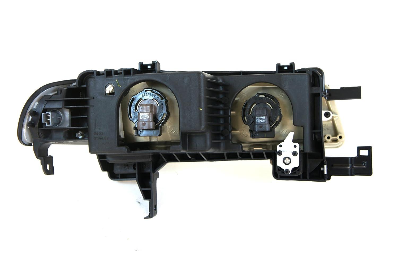 Genuine Honda Parts 33150-SS0-A04 Honda Prelude Left Headlight Assembly
