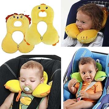Amazon.com: Pet Toland Baby Animal Headrest Neck Protection- Kids ...