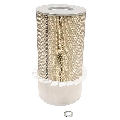 Stens Air Filter, Caterpillar 938717, ea, 1: Industrial & Scientific