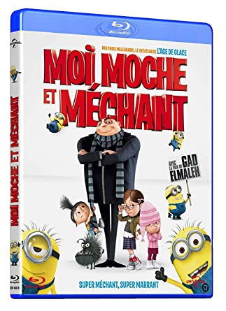 Moi Moche Et Méchant Blu Ray Amazon Fr Pierre Coffin