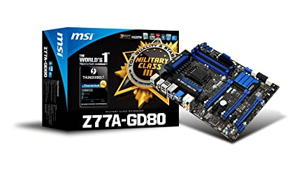 MSI Z77A-GD80 Intel USB 3.0 Driver Download