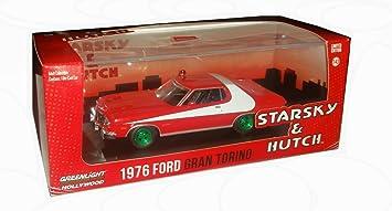 1976 Miniature Torino Ford Gran Starsky 143 Métal Voiture Et Hutch EH2WYbDe9I