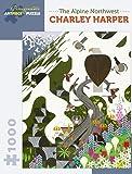 Charley Harper: The Alpine Northwest 1000 Piece Puzzle Jigsaw Puzzle 20 x 25in