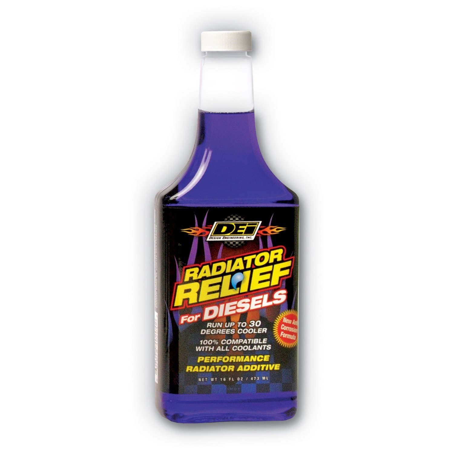 Design Engineering DEI 040204 Radiator Relief Coolant Additive for Diesels, 16 oz. by Design Engineering