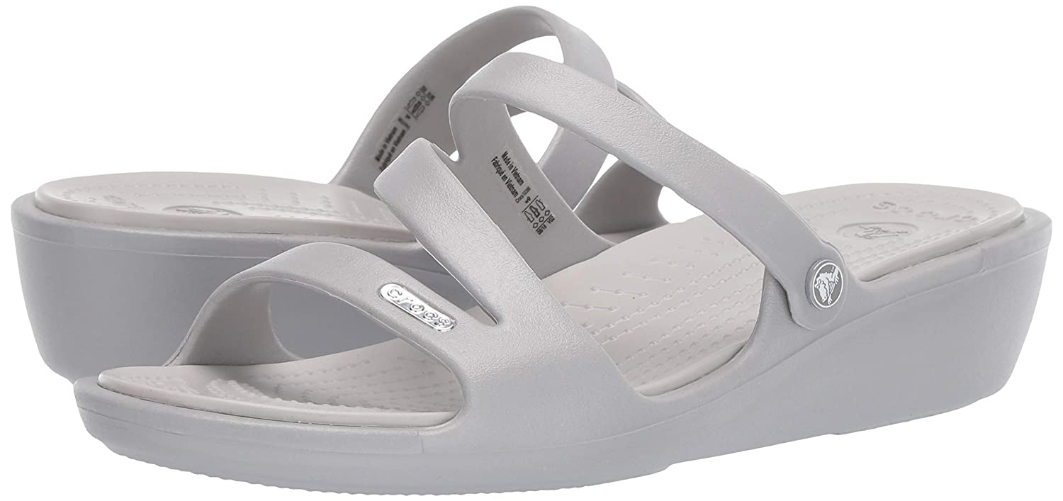 Crocs Womens Patricia Wedge Sandal