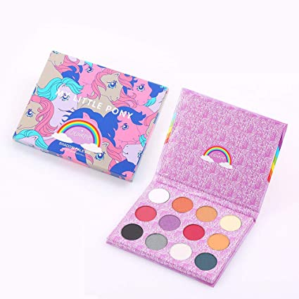 Amazon.com: ColourPop - Collection - My Little Pony (Pressed Powder Shadow Palette): Beauty
