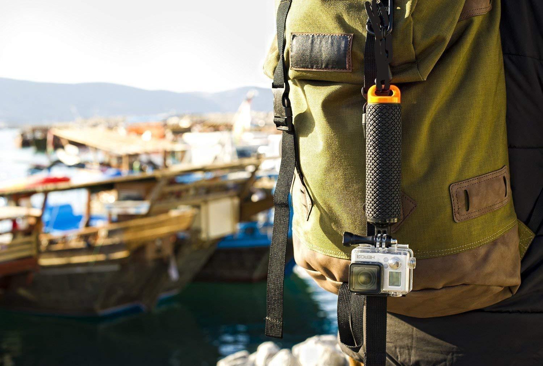 ShipeeKin Barra de Flotador de Buceo Mango empu/ñadura Compatible con c/ámaras GoPro Hero 6 5 4 sesi/ón 3 ASX Action Pro Accesorios de la c/ámara GeekPro 3,0 Azul 3 Accesorios de Montaje