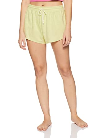 b01d833f Forever 21 Women's French Terry Dolphin Shorts 321775, M, NEON ...