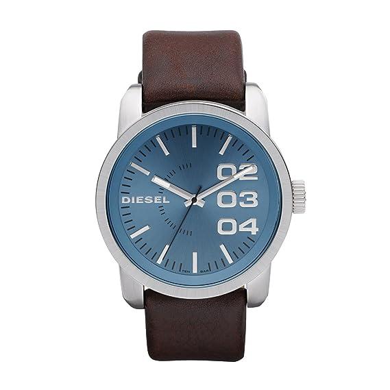 28cfcef668ed Diesel Reloj de Pulsera DZ1512  Amazon.es  Relojes