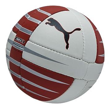6029af397a Puma Ballon de Handball PowerCat 3.10 HB Blanc White-PUMA Red-Black ...