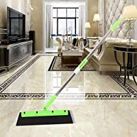 Qiuue 2020 Multifunctional Telescopic Magic Dust-Free Broom
