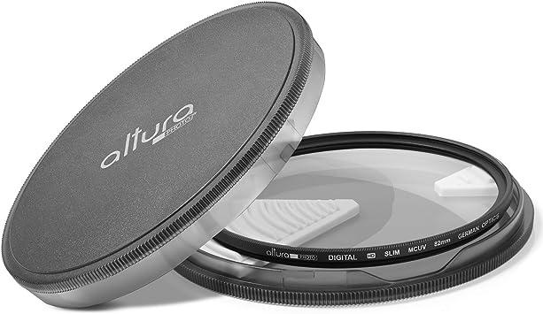 Filtro de la lente ZOMEI SLIM MCUV Multi-recubrimiento ultra-delgada Canon DSLR
