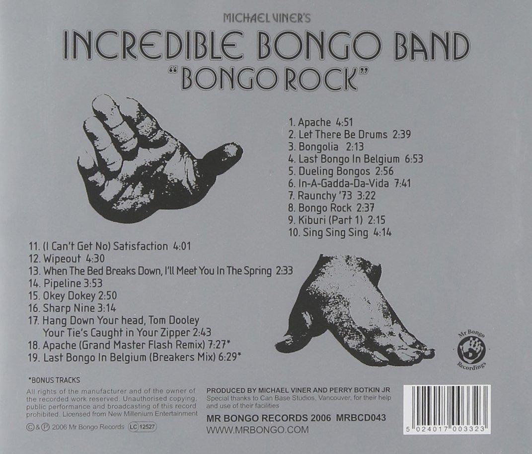 Bongo Rock by sharp nine
