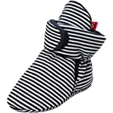 Kuner Unisex-Baby Newborn Coral Velvet Boots First Walkers Crib Shoes