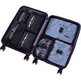 Travel Storage Bag - WantGor 6pcs/7pcs Packing Cubes Organizer Luggage Compression Pouches