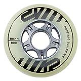 K2 Skate Urban Glow 80mm / 88A 4-Wheel Pack, 80 Mm