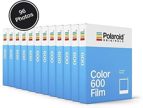 Polaroid Originals - 4966 - Color Film for 600-12-Pack, 96 Photos ...