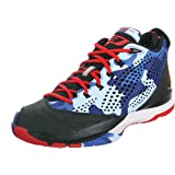 34f833384cae36 Air Jordan CP3.VII - Black   Sprint Red-Chambray Blue-Game Royal