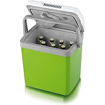 Eine Kühlbox ist in ganz unterschiedlichen Größen und Ausstattungen erhältlich.
