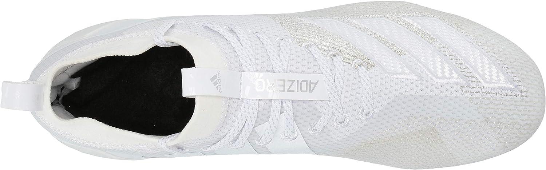 Adidas Adizero 8.0 - Scarpe da calcio da uomo Bianco