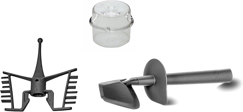 Thermomix TM31 rodillos ajustables Espátula + Mariposa + tappo-misurino: Amazon.es: Hogar
