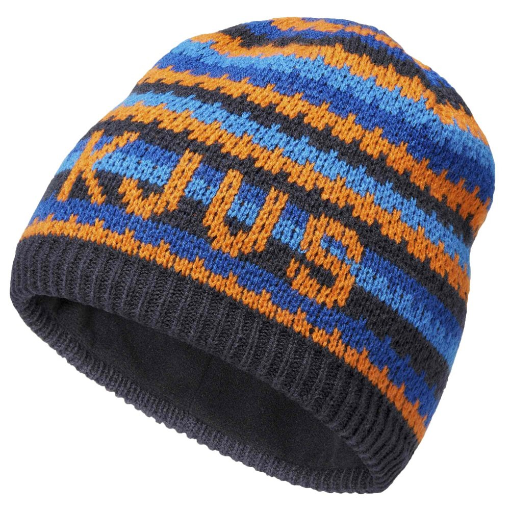 47ee8be54a84 Kjus Junior Ride Bonnet pour enfant bonnet, Enfant (unisexe), kjus orange -  atlanta blue  Amazon.fr  Sports et Loisirs
