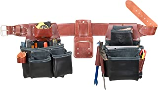 product image for Occidental Leather B5080DBLH XL Pro Framer Set - Black