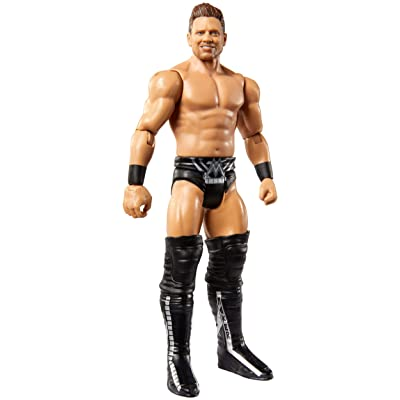 WWE The Miz Action Figure: Toys & Games