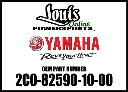 Amazon.com: Yamaha 2C0-82590-10-00 Wire Harness embly ... on