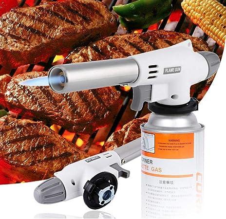 Pistola De Llama De Soplete Culinaria Profesional, Antorcha ...
