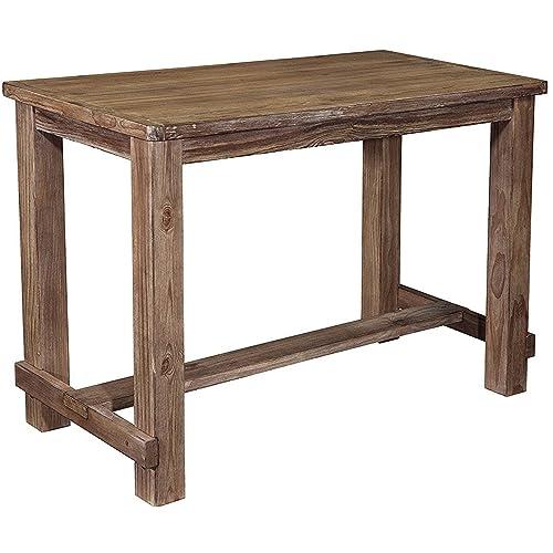 Rectangular Pub Tables Amazon Com