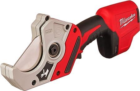 NEW MILWAUKEE 2470-21 M12 12 VOLT CORDLESS VSR PVC PIPE SHEARS CUTTERS KIT SALE