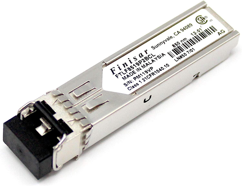 Finisar FTLX8571D3BCL 850nm 10 GbE SR multimode SFP Transceiver